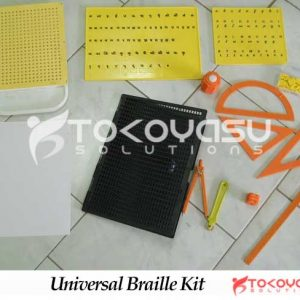 Universal Braille Kit