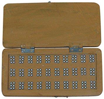 Wooden Braillet Board